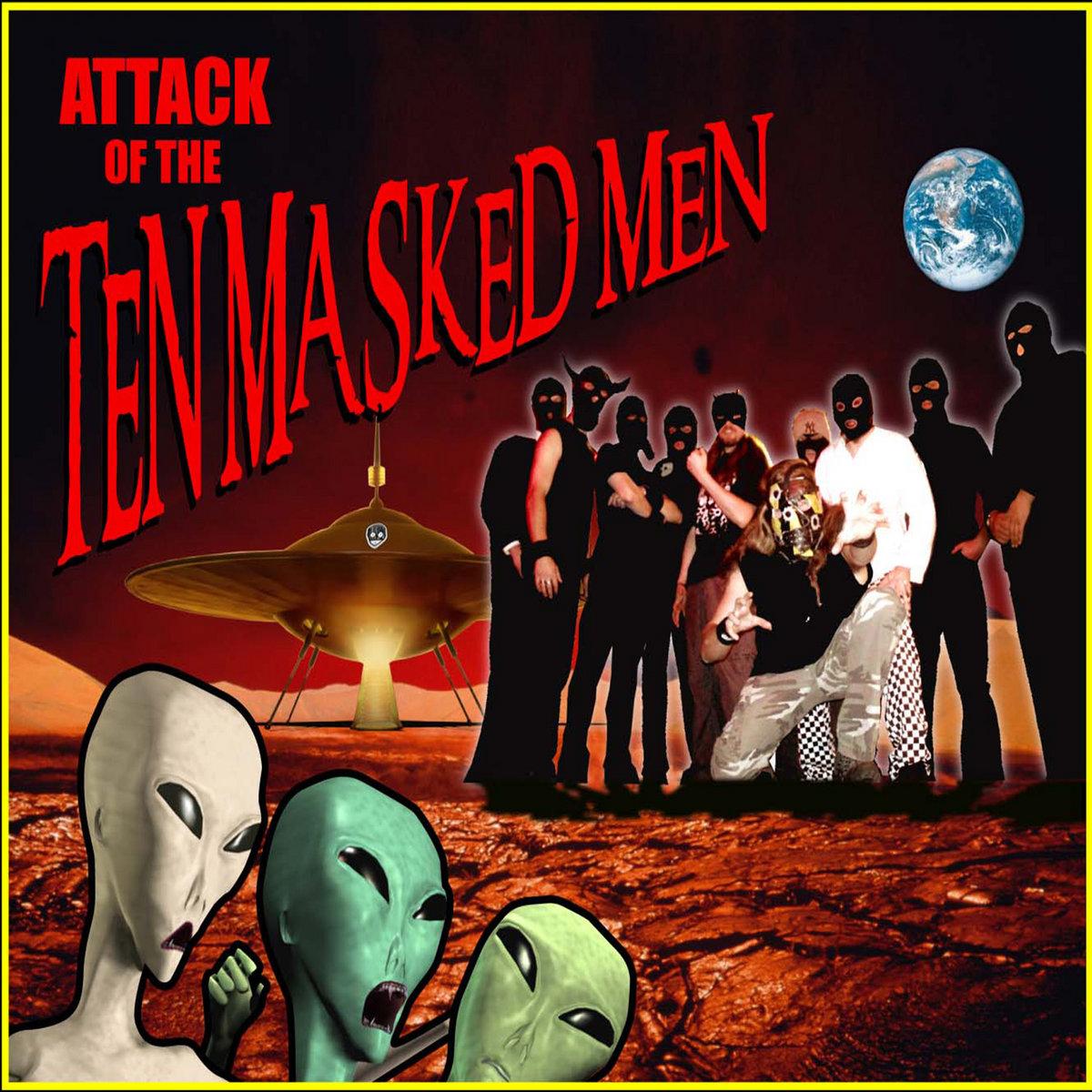 Ten Masked Men Return Of The Ten Masked Men 91