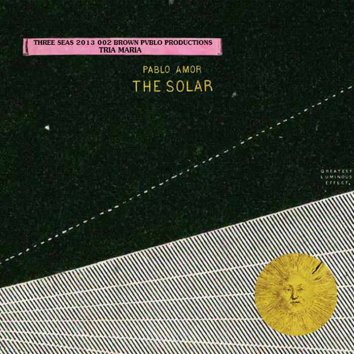 THE SOLAR cover art
