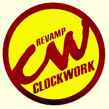 Clockwork cover art