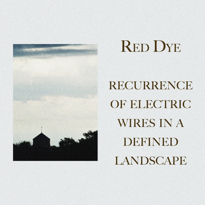 Red Dye : Recurrence Of Electric Wires In A Defined Landscape [TEA_D005] 1