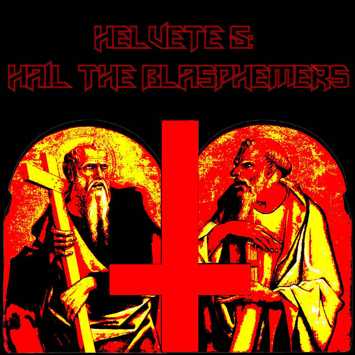 Download Helvete 5: Hail The Blasphemers (Black Metal Compilation)