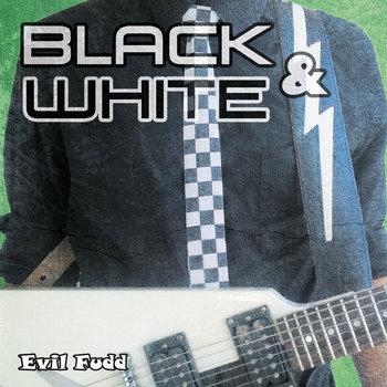 Black & White cover art