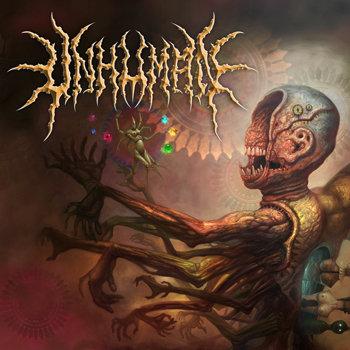 Unhuman cover art