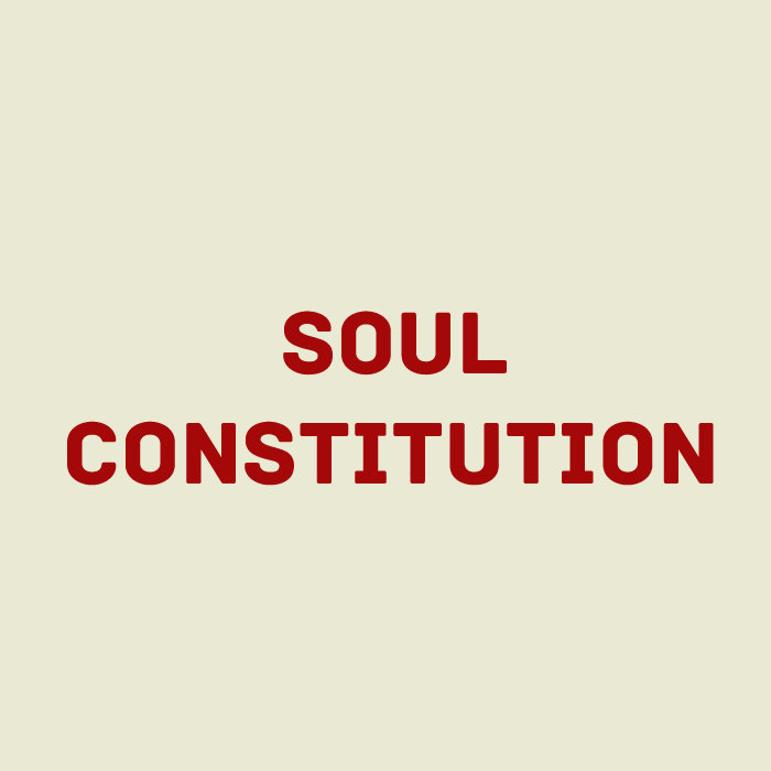 Soul Constitution cover art