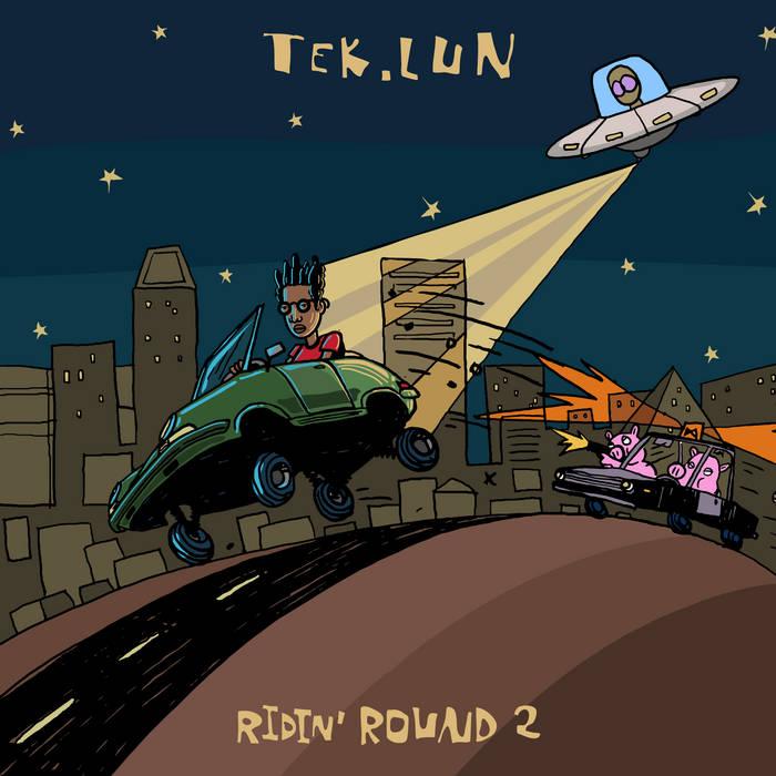 Ridin' Round 2 cover art