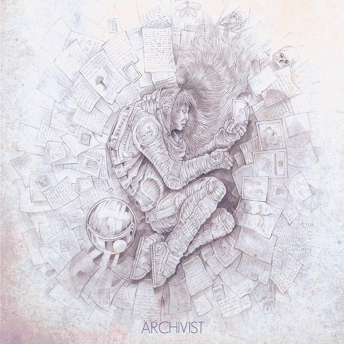 Best Of Bandcamp Free: Archivist - ARCHIVIST [Post Metal
