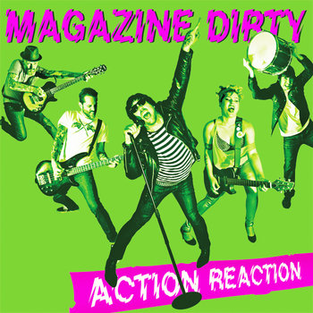 Action Reaction Preview cover art