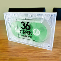 Tape Series: Green cover art