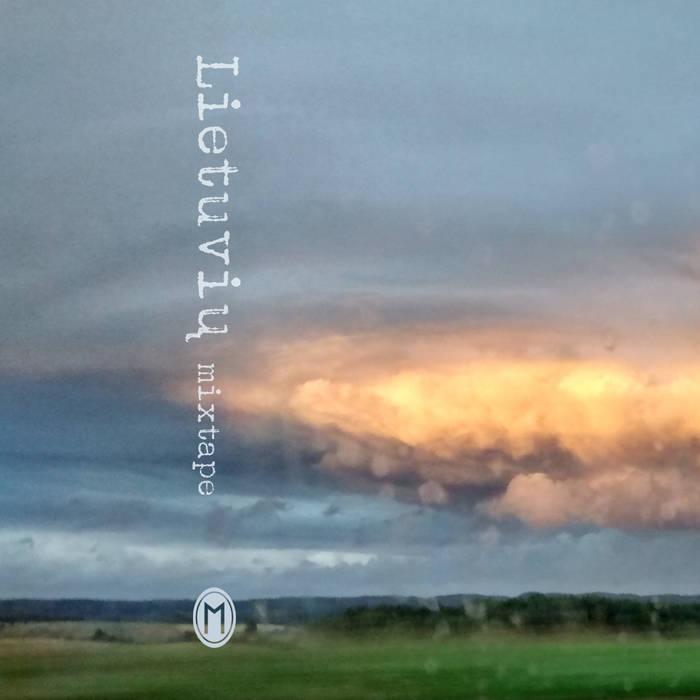 Lietuvių Mixtape - I/III cover art