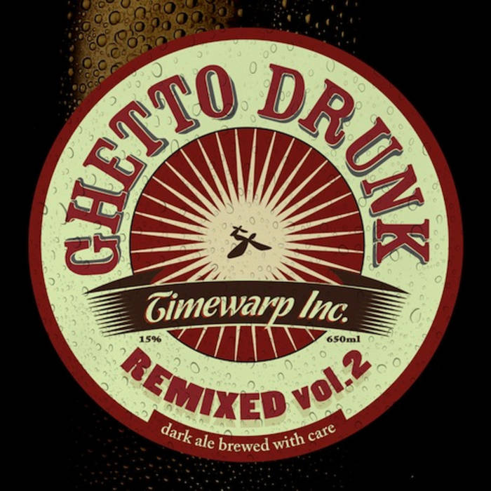 Ghetto Drunk Remixed vol.2 cover art