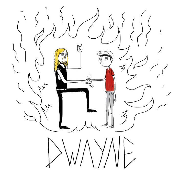 Dwayne ( self titled ) cover art