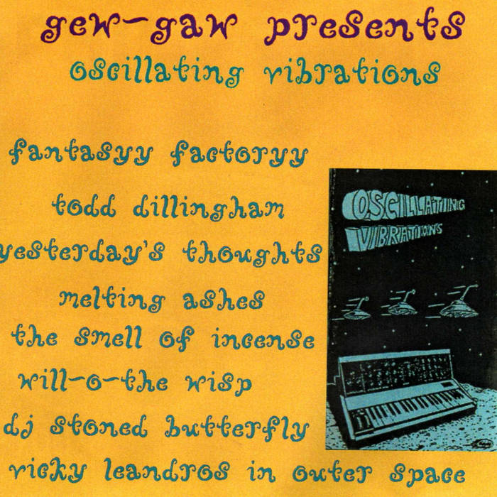 oscillating vibrations cover art
