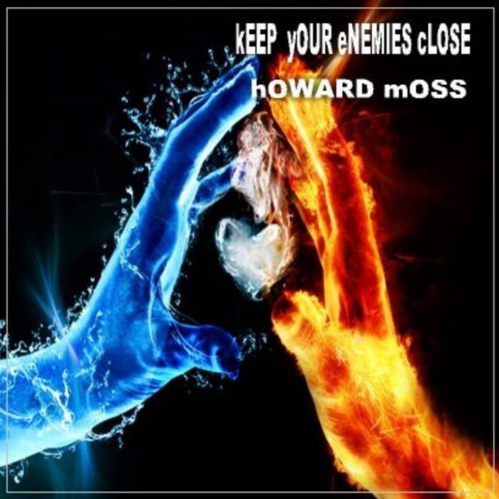 Keep Your Enemies Close cover art
