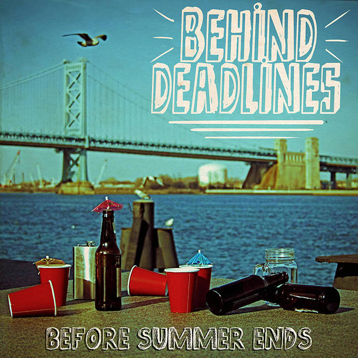 Before Summer Ends cover art