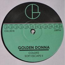 "CC/Golden Donna 12"" cover art"