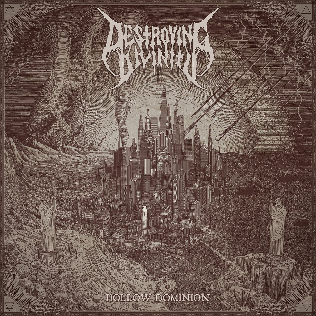 Destroying Divinity - Hollow Dominion (2014)