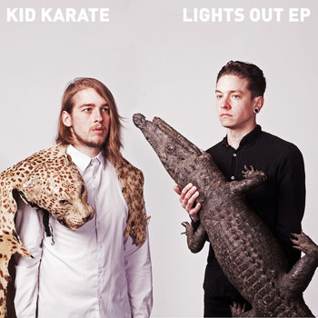 Lights Out EP cover art