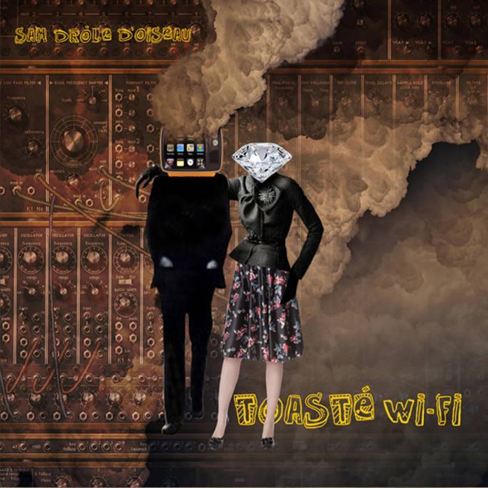 Toasté wi-fi cover art