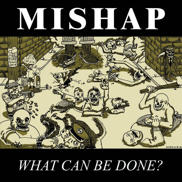 What Can Be Done? cover art