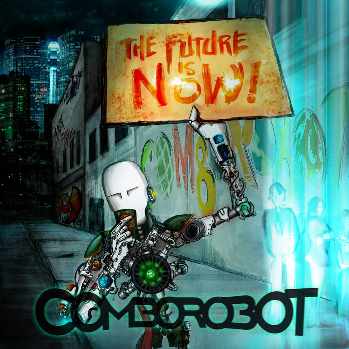 The Future is Now! cover art