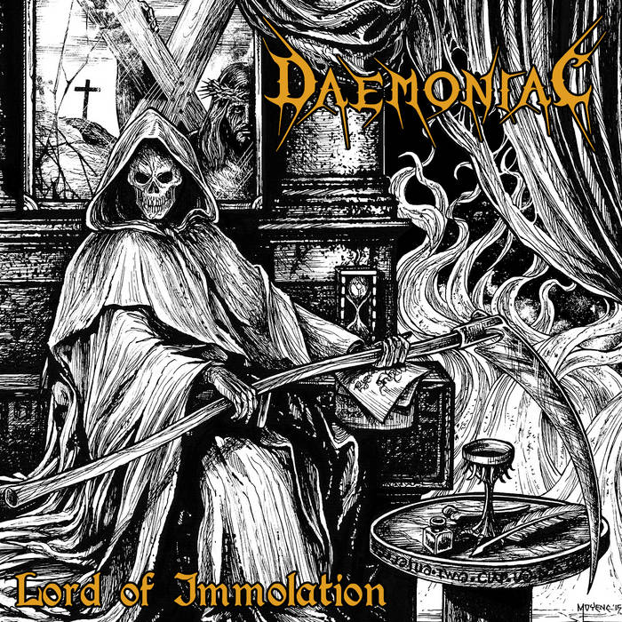Lord of Immolation cover art