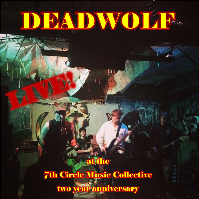 Live at the 7th Circle Music Collective's two year anniversary cover art