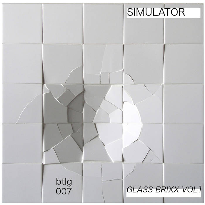 GLASS BRIXX VOL1 cover art