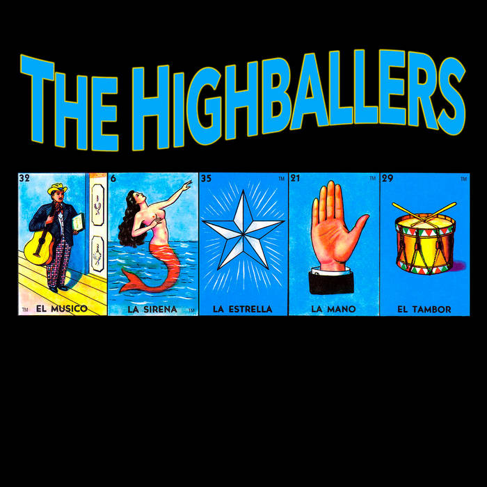 THE HIGHBALLERS cover art