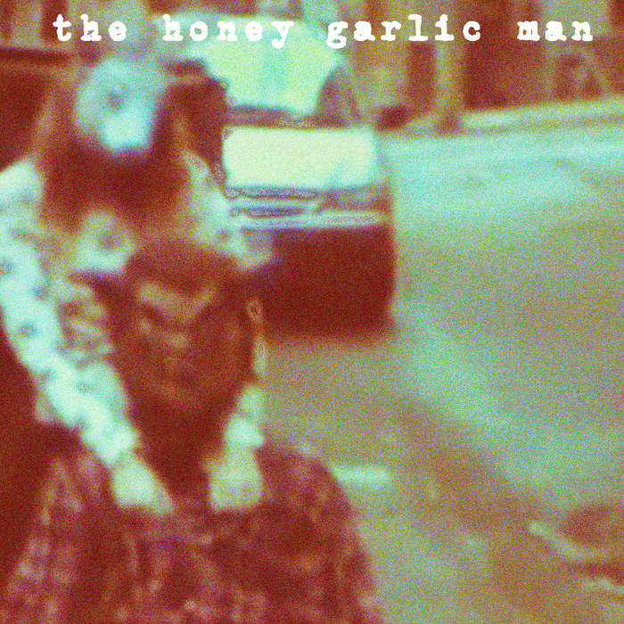 The Honey Garlic Man cover art