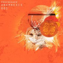 Anamnesis LP cover art