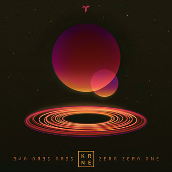 Zero Zero One E.P. cover art