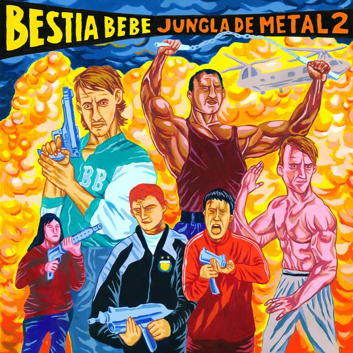 Jungla de Metal 2 cover art