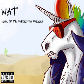 Sons of The Unforgiven Unicorn cover art