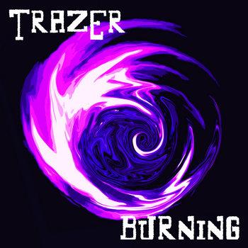 Burning cover art