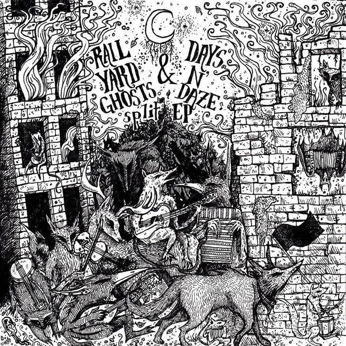 Musik: Days n' Daze / Rail Yard Ghosts Split - 2014