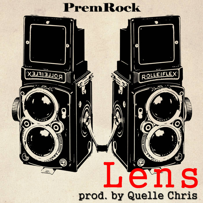 Lens (Maxi Single) Prod. By: Quelle Chris cover art