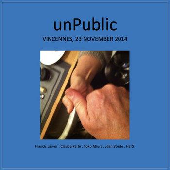 VINCENNES, 23 NOVEMBER 2014 cover art