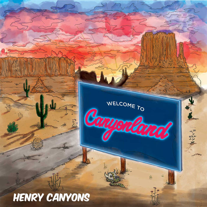 Canyonland cover art