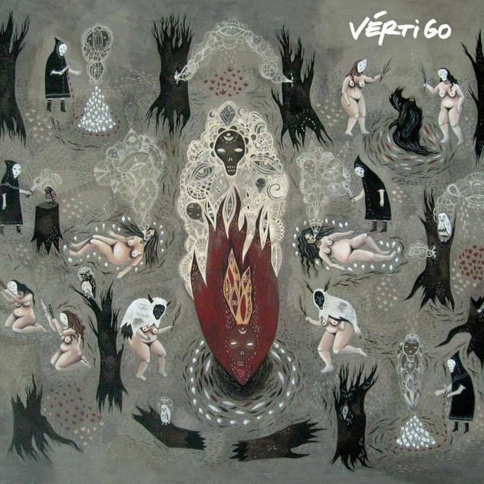 S/T 7'' cover art