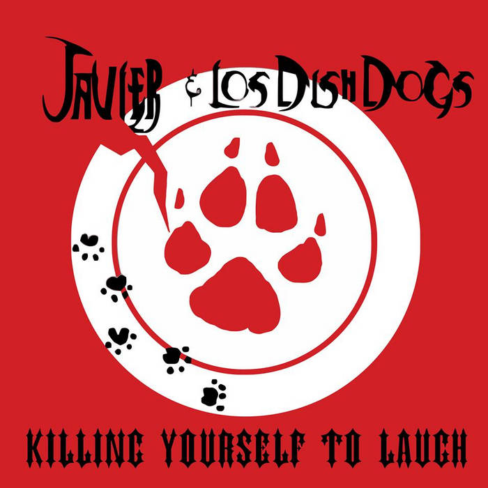 KILLING YOURSELF TO LAUGH cover art