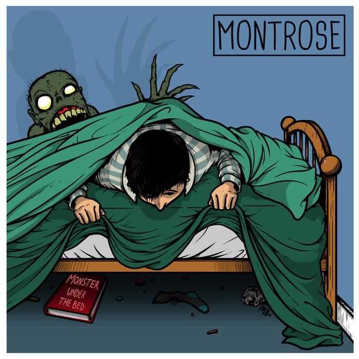 Monster Under The Bed cover art