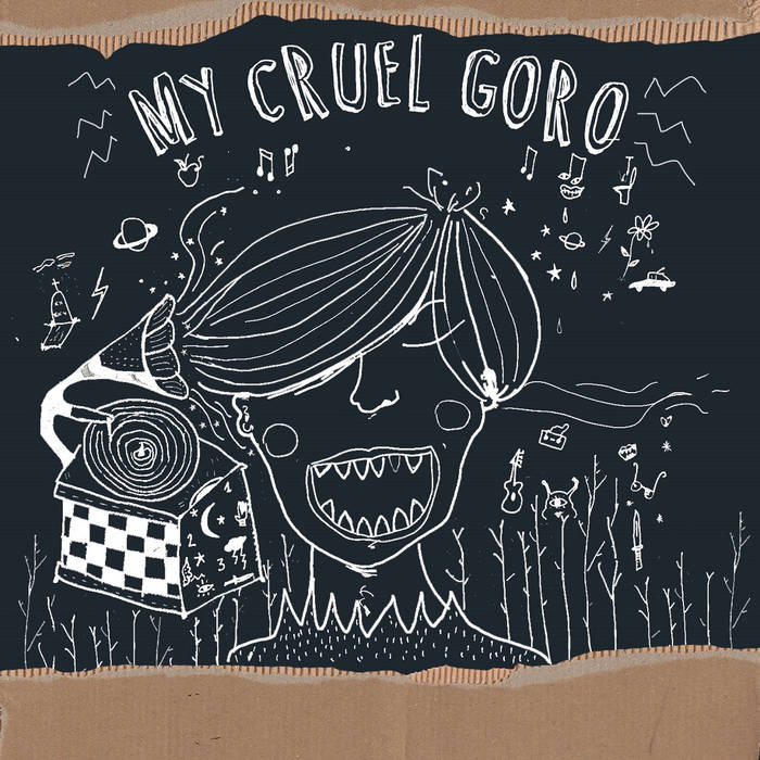 My Cruel Goro EP cover art