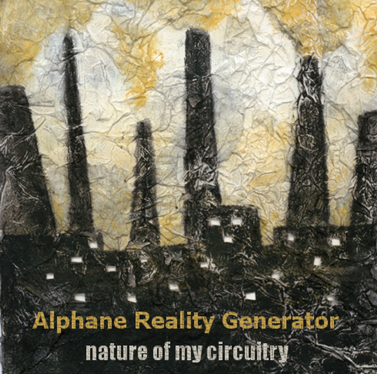 Alphane Reality Generator artwork