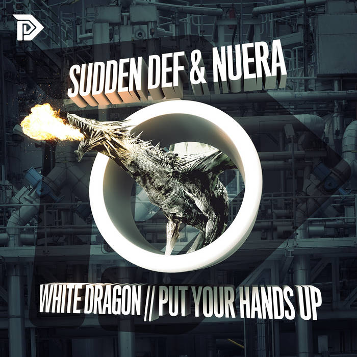 White Dragon / Put Your Hands Up cover art
