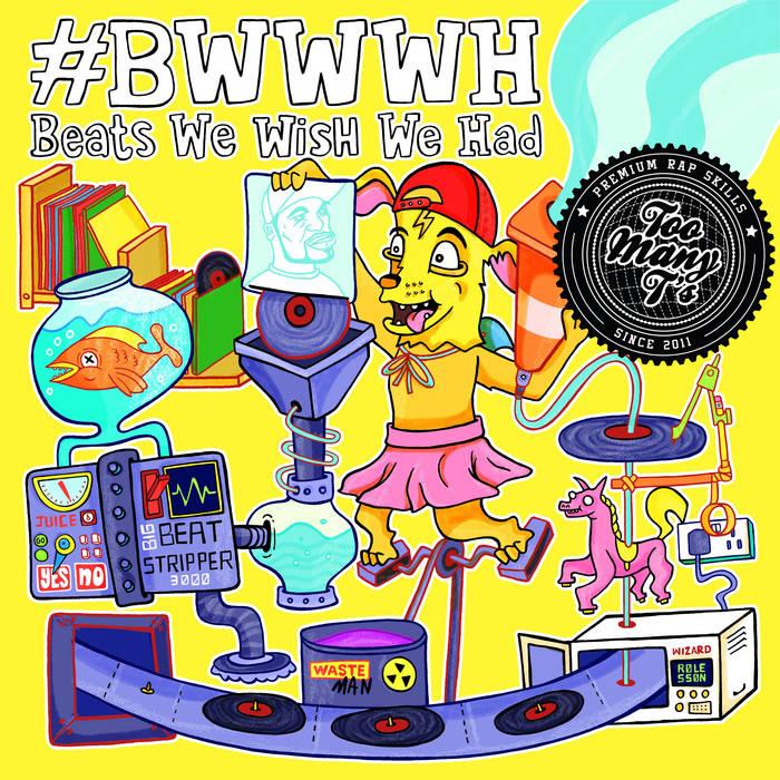 Beats We Wish We Had #BWWWH cover art