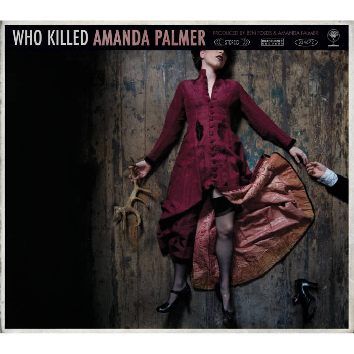Who Killed Amanda Palmer cover art