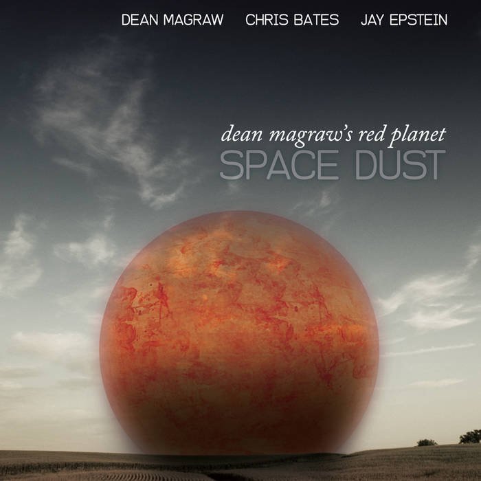 Dean Magraw's Red Planet cover art