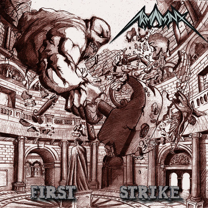 First Strike (Thrash Metal) cover art