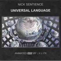 Nick Sentience - Universal Language (Audio) cover art