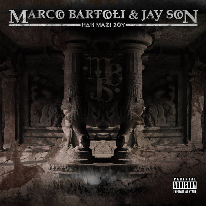 Marco Bartoli & Jay Son - Ήδη Μαζί Σου cover art